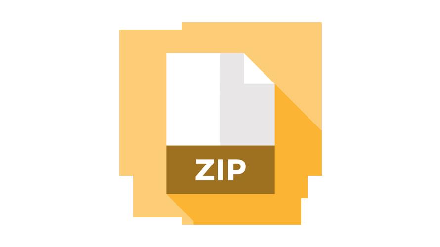 7ZIP でフォルダ内のファイルを一括でZIP化するバッチ