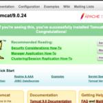 Fedora Workstationににtomcatをインストール