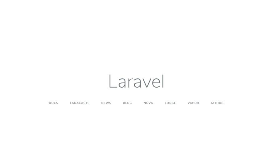 Laravel7 Eloquentを利用して、DBと接続してテーブルの値を表示する