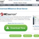 MDaemon 「ご使用のMDaemonライセンスファイルは、期限が終了しました。」とエラーがライセンス期限内に発生した場合