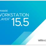 windows10 に VMware15.5をインストール
