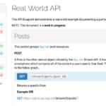 Ubuntu19.10 API Blueprintをインストールして利用する