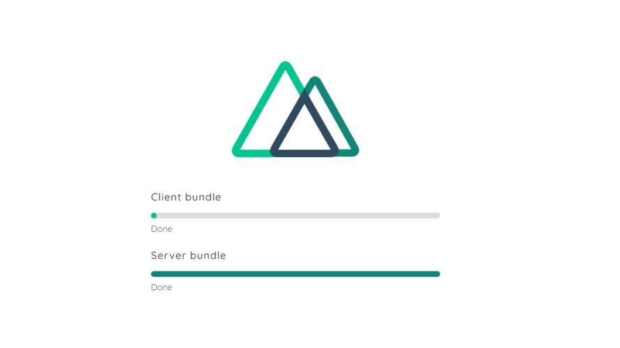 Nuxt.js Client bundleが進行しない時の対処法