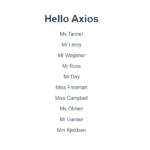Vue.js axios(アクシオス)を使用してWebApiからデータを取得するサンプルコード