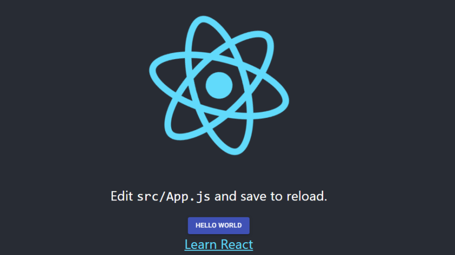 React.js コンポーネントの簡単な使い方