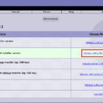 HTTrackを使ってWEBサイトからhtmlファイルやCSS、画像をダウンロードする