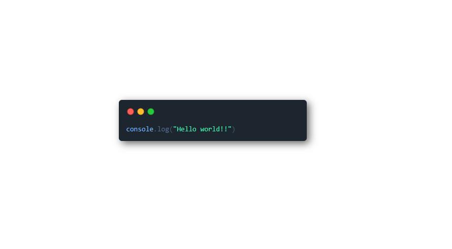 Nuxt.js vue-code-highlightを使用してソースコードをハイライト表示する