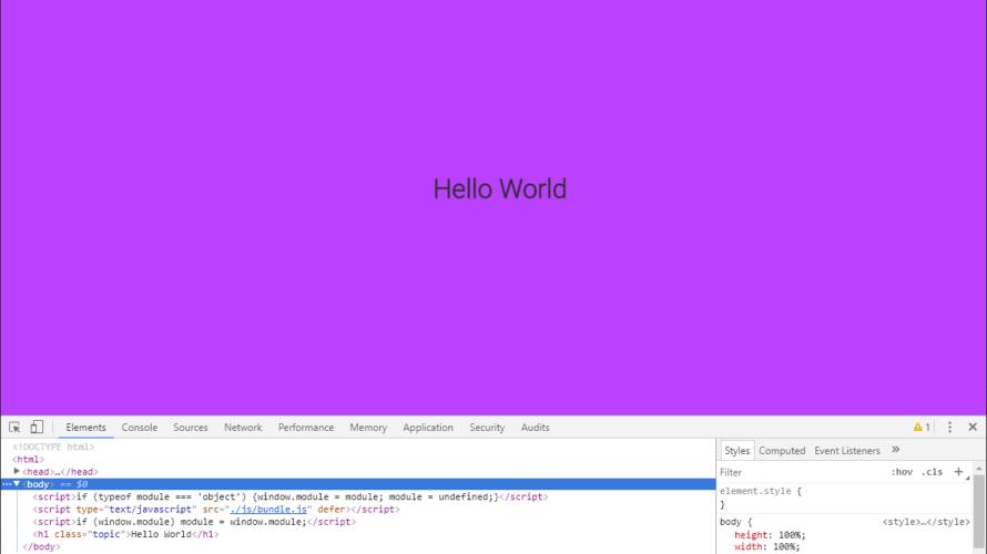 go言語 gotronを使用してGUIを構築する