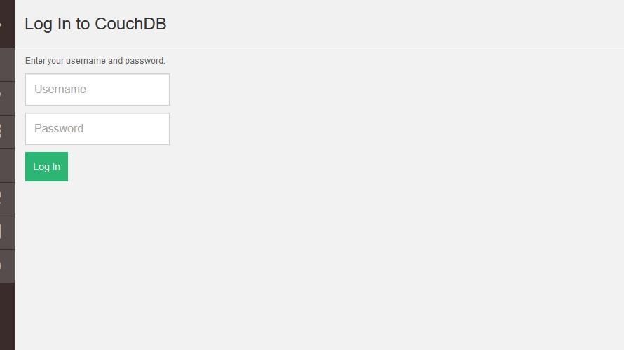 CentOs7にCouchDBをインストールして利用する