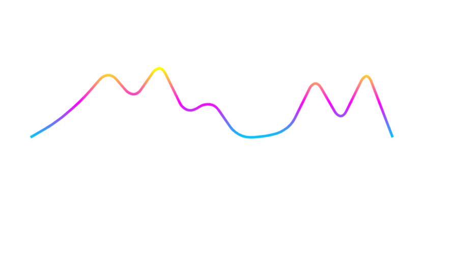 React.js ライブラリ「react-trend」を使用してトレンドグラフを作成する