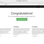 CentOS 8にフレームワーク「Yii PHP」をインストールする手順
