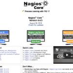dockerを利用してNagiosを構築する手順