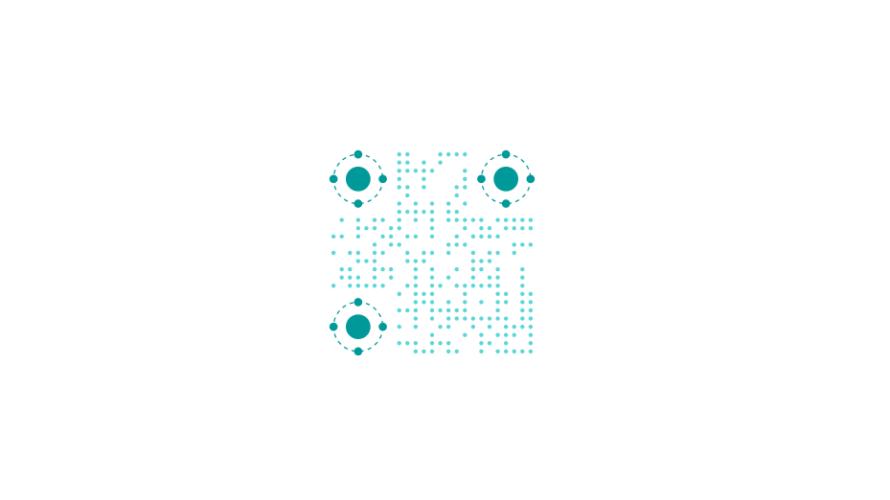 React.js ライブラリ「react-qrbtf」をインストールしてデザイン性の高いオシャレなQRコードを実装する