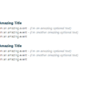 React.js ライブラリ「vertical-timeline-component-react」をインストールしてタイムライムを構築する