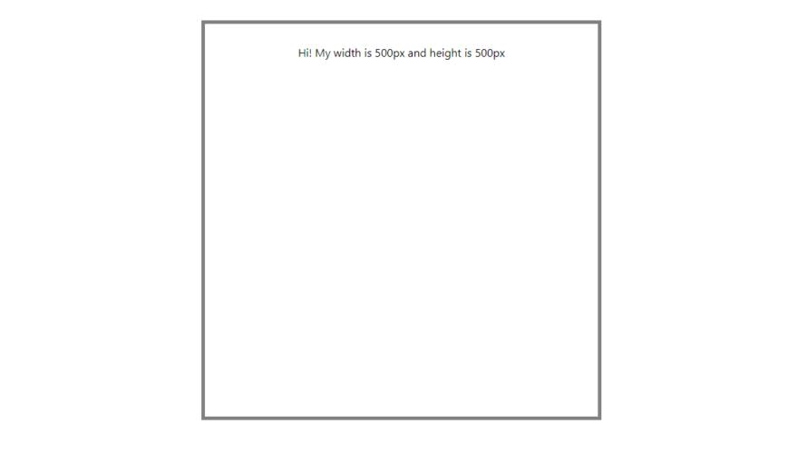 React.js ライブラリ「react-cool-dimensions」を使って要素のサイズを測定する
