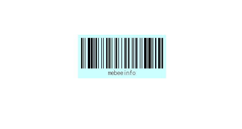 React.js ライブラリ「react-barcode」をインストールしてバーコードを生成する