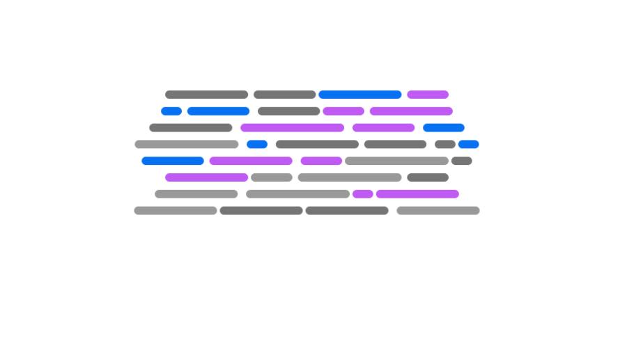 React.js ライブラリ「react-spectrum」をインストールしてカラフルなtext placeholdersを生成する