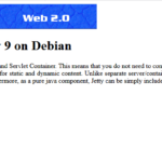 ubuntu20.04.1 jettyをインストールする手順