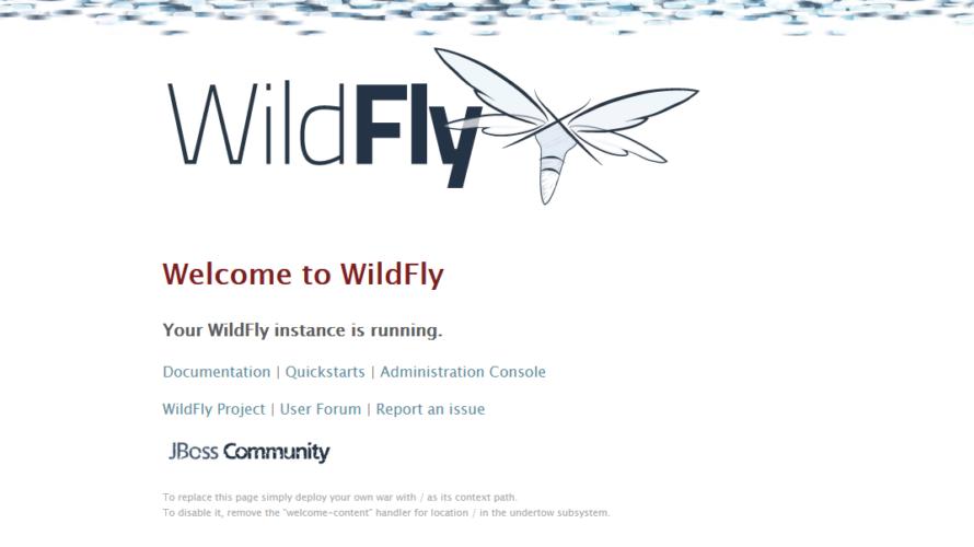 ubuntu20.04.1 wildflyをインストールする手順