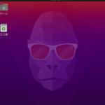 Virtual Boxにubuntu20.10を構築する