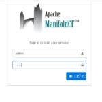 「Apache ManifoldCF」の構築手順