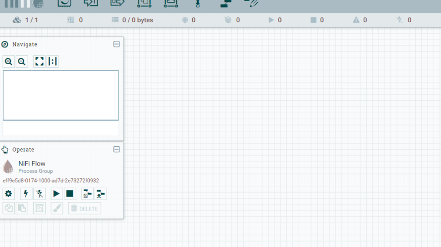 docker composeで「NiFi」を構築するまでの手順