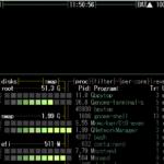 Ubuntu20.10にリソースモニターツールBpyTopをインストールする