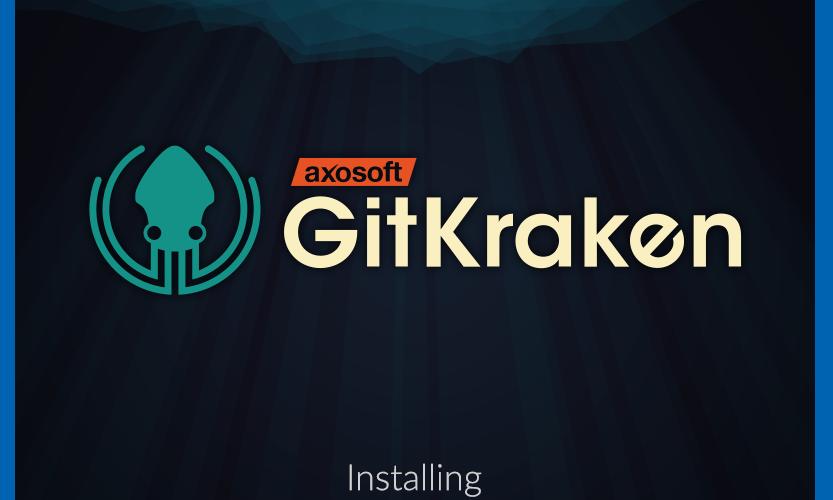 GitKrakenでファイルの変更点を確認する